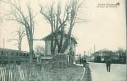 """93 Seine Saint Deni / CPA FRANCE 93 """"Livry Gargan, la gare de l'abbaye"""""""