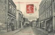 """93 Seine Saint Deni / CPA FRANCE 93 """"Monfermeil, la poste et la Grand'rue"""""""