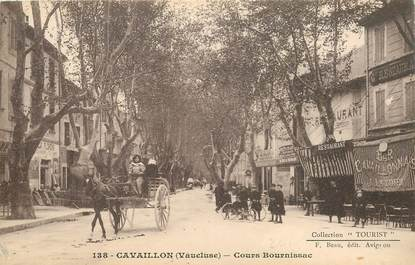 "FRANCE 84  ""Cavaillon, cours Bournissac"""