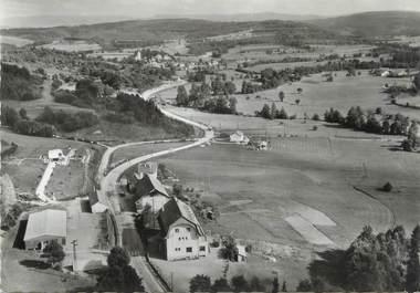 """/ CPSM FRANCE 88 """"Taintrux, le castel Suisse, colonie de vacances"""""""