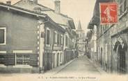 """64 PyrÉnÉe Atlantique CPA FRANCE 64 """"Saint Jean Pied de Port, Rue d'Espagne"""""""