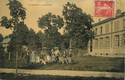 "/ CPA FRANCE 93 ""Le raincy, les écoles"""