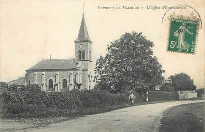 """/ CPA FRANCE 77 """"L'église d'Emerainville"""""""