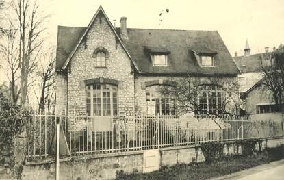 "/ CPA FRANCE 77 ""La Genevraye, pensionnat Sainte Marie"""