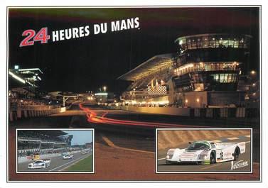 """CPSM  AUTOMOBILE  / FRANCE 72 """"24H du MANS,  1994"""""""