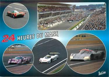"""CPSM  AUTOMOBILE  / FRANCE 72 """"24H du MANS,  1995"""""""
