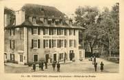 """64 PyrÉnÉe Atlantique CPA FRANCE 64 """"Saint Christau, Hôtel de la Poste"""""""