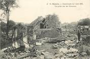"""72 Sarthe CPA FRANCE 72 """"Mamers, catastrophe du 7 juin 1904, vue prise des Ormeaux"""""""