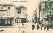 """42 Loire CPA FRANCE 42 """"Feurs, la rue de Saint Etienne"""""""