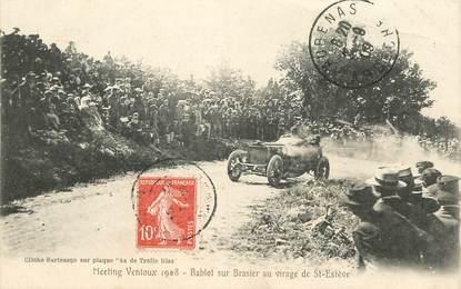 """CPA FRANCE 84 """"Mont Ventoux, course automobile"""""""