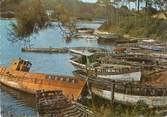 """29 Finistere / CPSM FRANCE 29 """"Audierne, le cimetière de bateaux et la vallée du Goyen"""""""