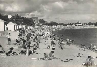 """/ CPSM FRANCE 29 """"Bénodet, la plage"""""""