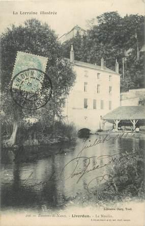 "CPA FRANCE 54 ""Liverdun, le moulin"""