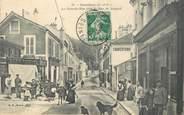 """92 Haut De Seine CPA FRANCE 92 """"Garches, la grande rue près la rue du Regard"""""""