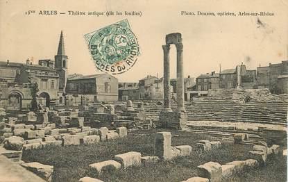 """CPA FRANCE 13 """"Arles, Théâtre antique"""""""