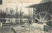 """77 Seine Et Marne / CPA FRANCE 77 """"Moret, le loing au vieux moulin"""""""