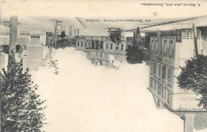 """/ CPA FRANCE 77 """"Montereau Faut Yonne, la gare"""""""