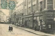 "77 Seine Et Marne / CPA FRANCE 77 ""Melun, rue Carnot"""