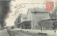 "77 Seine Et Marne / CPA FRANCE 77 ""Nemours, la gare"""