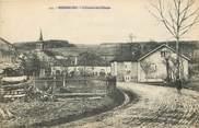 """88 Vosge CPA FRANCE 88 """"Hurbache, entrée du village"""""""