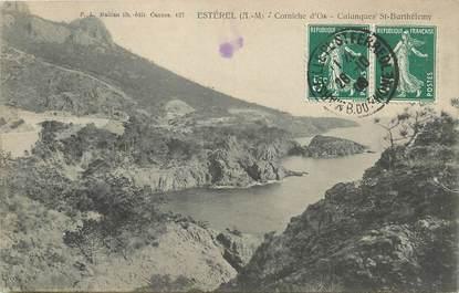 """CPA FRANCE 06 """"Estérel, calanques de Saint Barthélémy"""""""