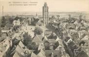 """27 Eure CPA FRANCE 27 """"Verneuil, panorama prise de l'ancienne église Saint Jean"""""""