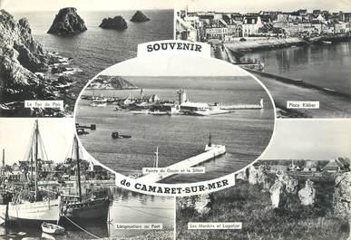 """/ CPSM FRANCE 29 """" Souvenir de Camaret sur Mer """""""