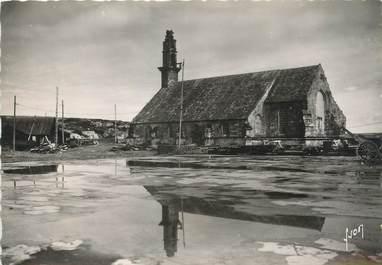 """/ CPSM FRANCE 29 """"Camaret sur Mer, la Chapelle de Rocamadour"""""""