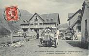 """05 Haute Alpe CPA FRANCE 05 """"Route de Grenoble à Briançon, le Lautaret, un départ d'automobiles"""""""