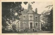"""49 Maine Et Loire CPA FRANCE 49 """"Tiercé, villa Launay"""""""