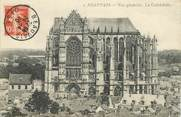 """60 Oise CPA FRANCE 60 """"Beauvais, vue générale, la cathédrale"""""""