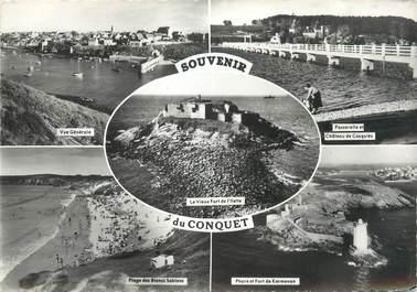 """/ CPSM FRANCE 29 """"Souvenir du Conquet"""""""