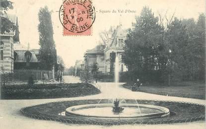 "CPA FRANCE 94 ""Charenton, square du Val d'Osne"""