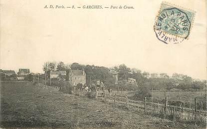 """CPA FRANCE 92 """"Garches, Parc de Craon"""""""