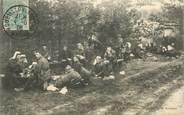 """51 Marne CPA FRANCE 51 """"Châlons, au camp, la soupe"""""""