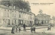 """55 Meuse / CPA FRANCE 55 """"Clermont en Argonne, la mairie avant le bombardement de 1914"""""""