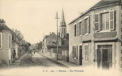"CPA FRANCE 64 ""Bizanos, rue Principale"""
