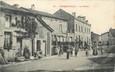 """/ CPA FRANCE 52 """"Vecqueville, la mairie"""" / CACHET AMBULANT"""