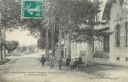 "87 Haute Vienne / CPA FRANCE 87 ""Saint Léonard, bld Carnot"""