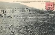 """25 Doub / CPA FRANCE 25 """"Besançon, fort de Montfaucon après l'explosion"""""""