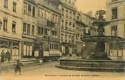 """25 Doub / CPA FRANCE 25 """"Besançon, fontaine de la place Bacchus' / FONTAINE"""