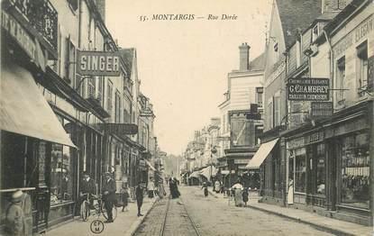 "CPA FRANCE 45 ""Montargis, la rue  Dorée"""
