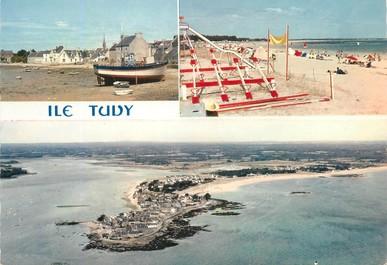 "/ CPSM FRANCE 29 ""Ile Tudy, petite station balnéaire"""