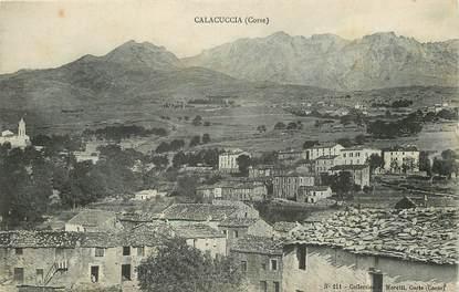 """CPA FRANCE 20 """"Corse, Calacuccia"""""""