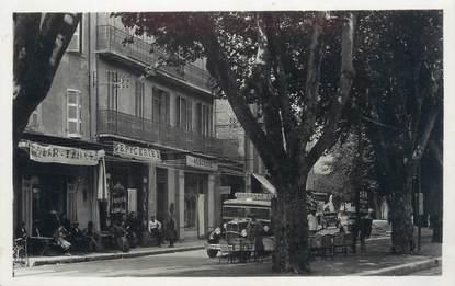 """/ CPSM FRANCE 13 """"Gardanne, station des Autobus"""" / BUS"""
