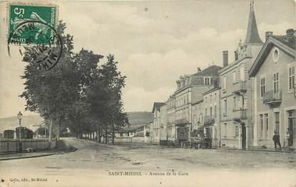 "CPA FRANCE 55 ""Saint Mihiel, avenue de la gare"""