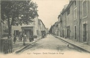"""13 Bouch Du Rhone / CPA FRANCE 13 """"Marignane, entrée principale du village"""""""