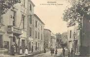 """13 Bouch Du Rhone / CPA FRANCE 13 """"Pelissanne, la mairie et les allées de Craponne"""""""