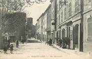"13 Bouch Du Rhone / CPA FRANCE 13 ""Roquevaire, rue Nationale """