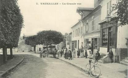 "CPA FRANCE 91 ""Vauhallan, la grande rue"""